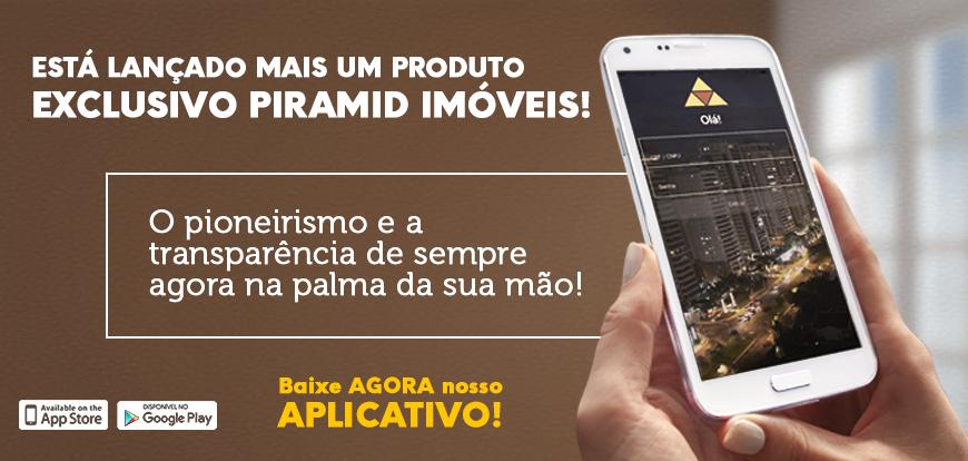 Lançamento app