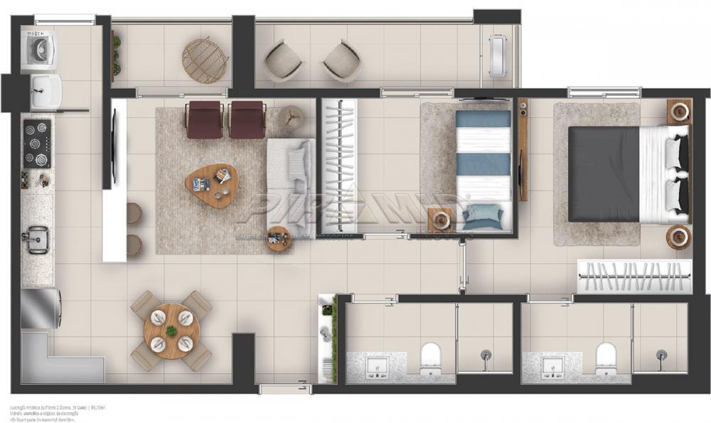 Comprar Apartamento / Lançamento em Ribeirão Preto R$ 276.595,20 - Foto 47
