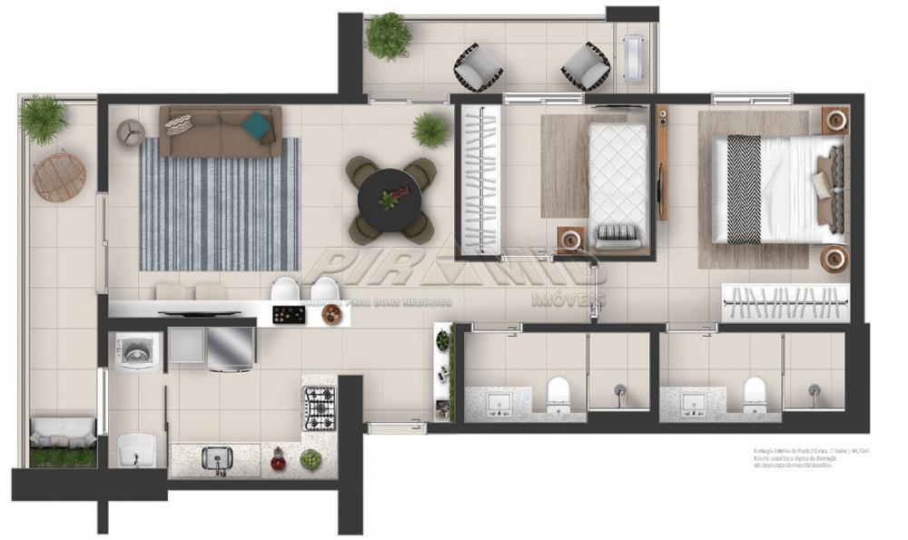 Comprar Apartamento / Lançamento em Ribeirão Preto R$ 276.595,20 - Foto 48