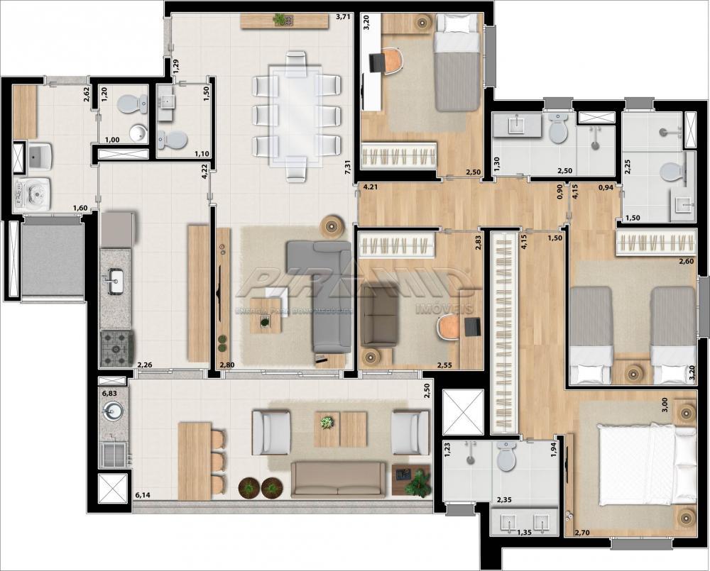 Comprar Apartamento / Padrão em Ribeirão Preto apenas R$ 760.000,00 - Foto 43