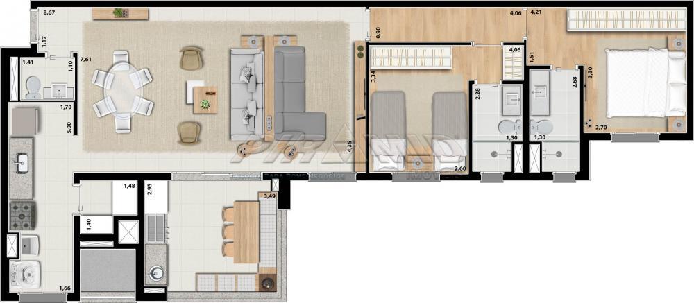 Comprar Apartamento / Padrão em Ribeirão Preto apenas R$ 760.000,00 - Foto 46