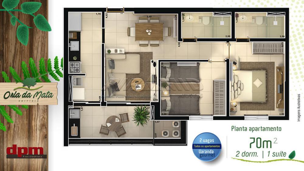 Comprar Apartamento / Lançamento em Ribeirão Preto R$ 535.000,00 - Foto 28