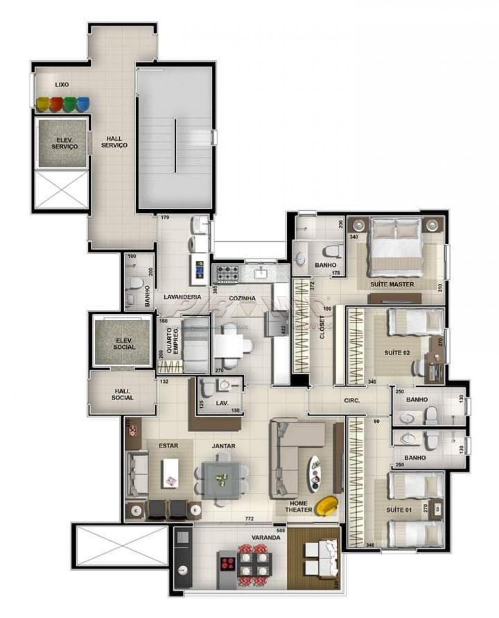 Comprar Apartamento / Padrão em Ribeirão Preto R$ 730.000,00 - Foto 32