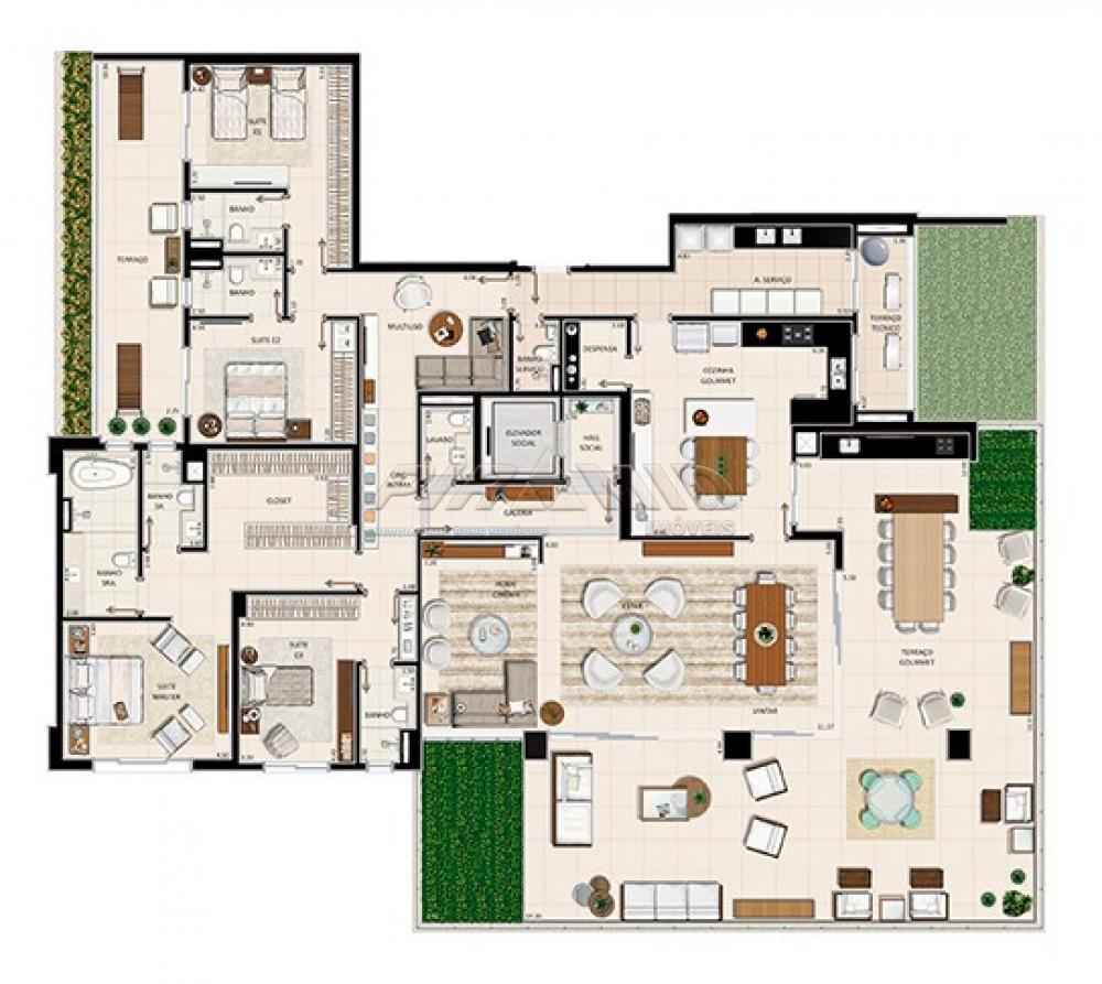Comprar Apartamento / Lançamento em Ribeirão Preto R$ 2.633.340,00 - Foto 39