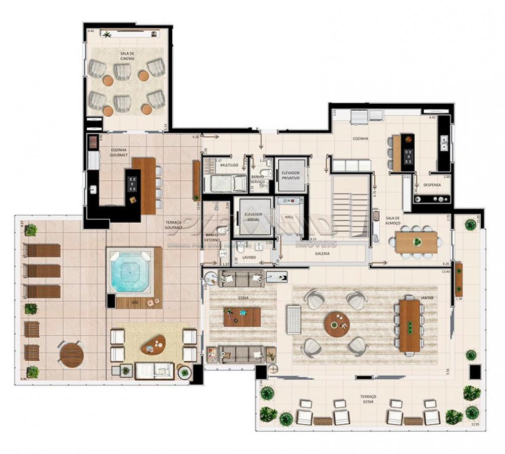 Comprar Apartamento / Lançamento em Ribeirão Preto R$ 2.633.340,00 - Foto 41