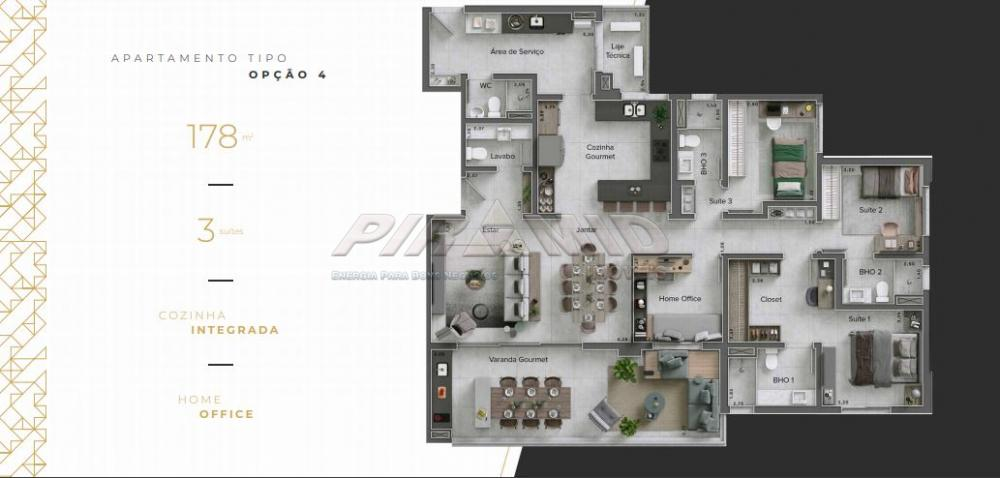 Comprar Apartamento / Lançamento em Ribeirão Preto R$ 1.127.420,00 - Foto 34