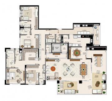 Comprar Apartamento / Lançamento em Ribeirão Preto R$ 2.633.340,00 - Foto 38