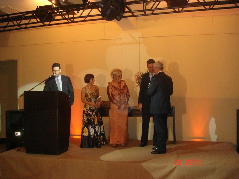 Galeria de fotos de Prêmio Empreendedores de Sucesso - 2007