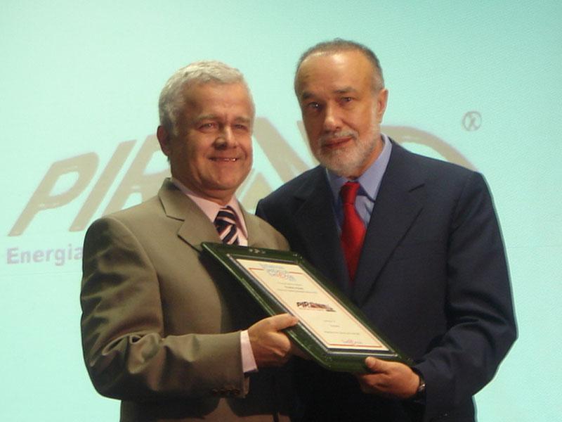 Galeria de fotos de Troféu Empresa Destaque Evidência 2007
