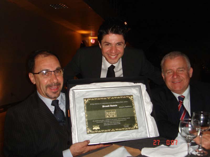 Galeria de fotos de Prêmio Master de Qualidade - 2009