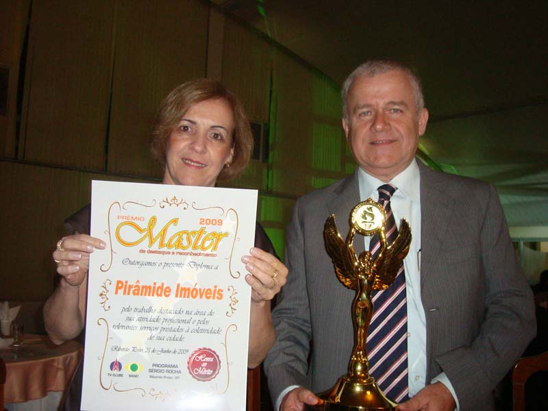 Galeria de fotos de Prêmio Master 2009 de Destaque e Reconhecimento