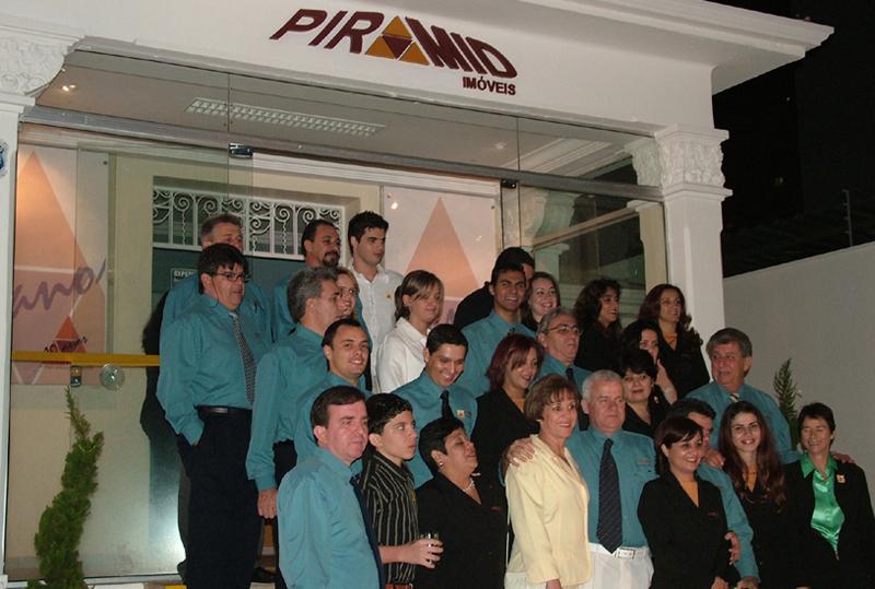Galeria de fotos de Aniversário 10 anos Piramid Imóveis