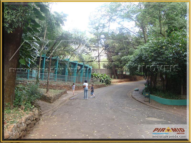 Bosque Municipal Fábio Barreto - Zoológico.