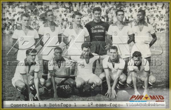Est�dio Francisco Palma Travassos - Comercial Futebol Clube - Foto:  - Fonte: