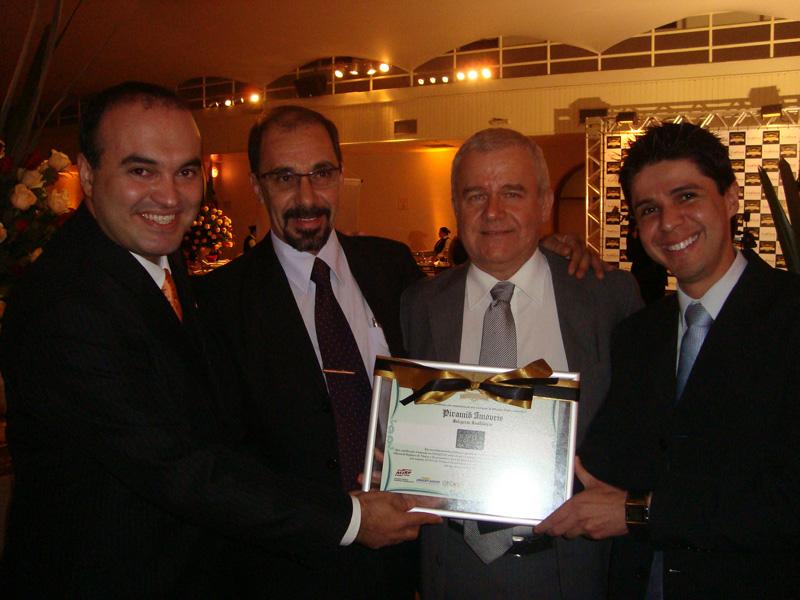 Galeria de fotos de Troféu Master de Qualidade -2010