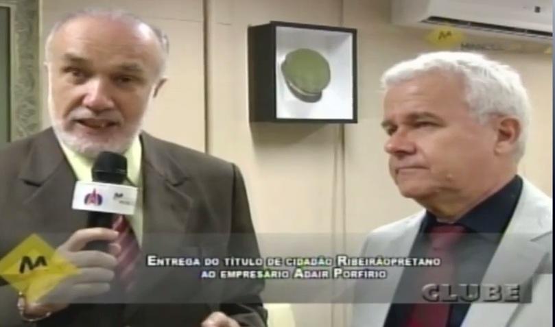 Galeria de fotos de Diretor da Piramid Imóveis recebe Título de Cidadão Ribeirão-pretano