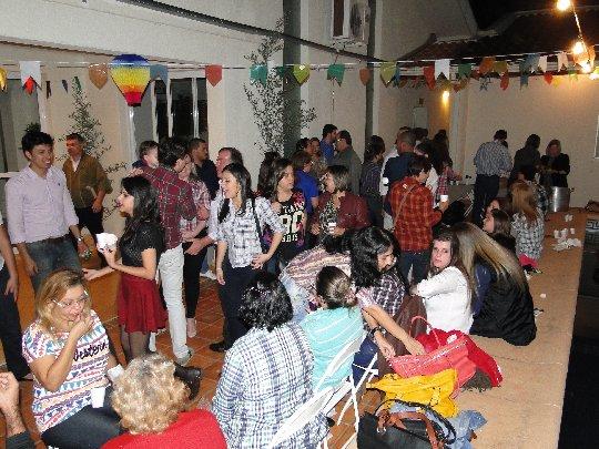 Galeria de fotos de Confraternização Junina - 2.015, e celebração de 20 anos de fundação  Piramid Imóveis