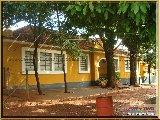 Fundação Educandário Cel Quito Junqueira - Grupo Escolar Camillo de Mattos - por onde os milhares de educandos passaram na sua formação básica. - Fonte: