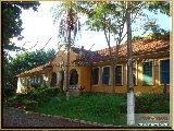 Fundação Educandário Cel Quito Junqueira - Pavilhão Getúlio Vargas, foi o 3º predio construído para abrigo das ciranças. - Fonte: