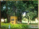 Fundação Educandário Cel Quito Junqueira - Monumento em homenagem ao